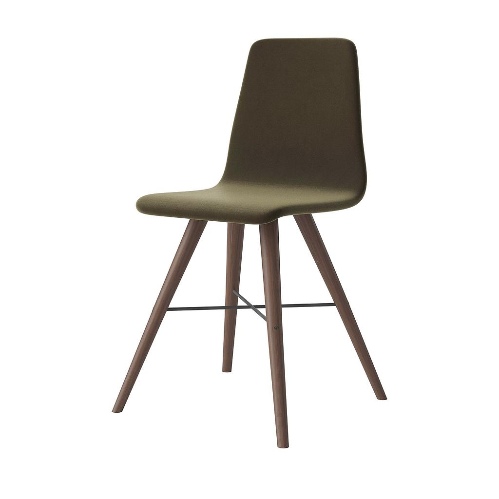 Beaver Upholstered Dining Chair