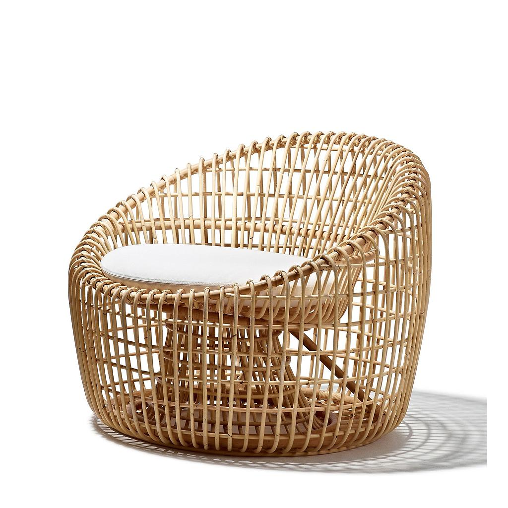Nest Lounge Chair natural